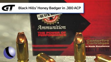 Black Hills Honey Badger .380 ACP Ammunition | Guns & Gear