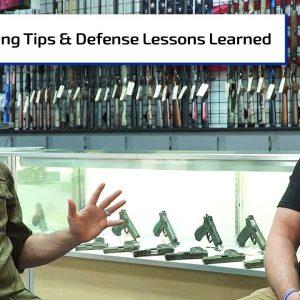 Defensive Training Tips with Mike Seeklander | Gun Talk Nation
