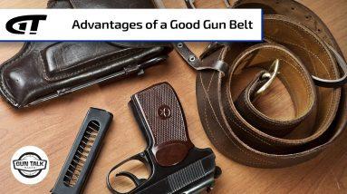 Do You Need a Gun Belt?   Gun Talk Radio