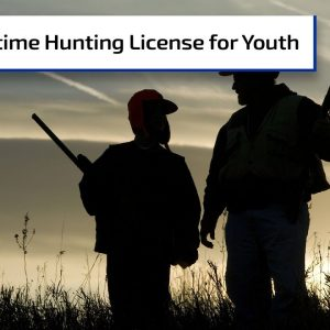 Getting A Lifetime Hunting License for Youth | Gun Talk Radio