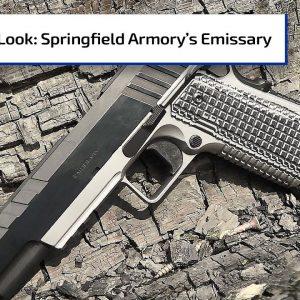 NEW! Springfield Armory Emissary 1911 | Guns & Gear First Look
