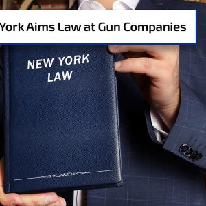 NSSF Fights NY on Public Nuisance Lawsuit Law | Gun Talk Radio