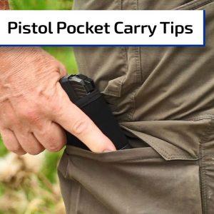 Pocket Carry Tips | First Person Defender Bonus