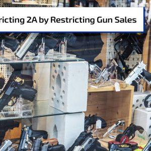Restricting the 2nd Amendment by Restricting Sales | Gun Talk Radio
