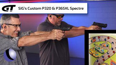 SIG's Custom Spectre Series - P320 XCompact, P365XL   Guns & Gear