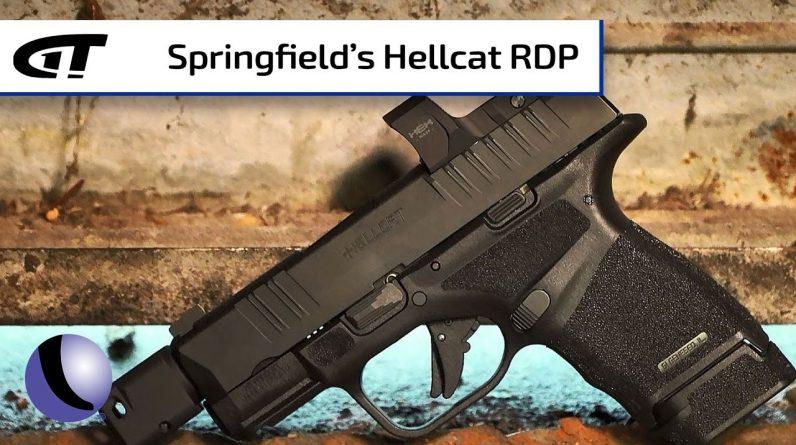 Springfield Armory's Hellcat RDP | Guns & Gear