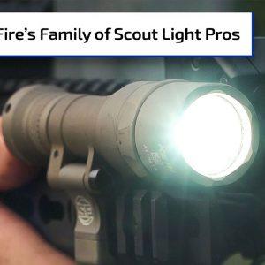 SureFire's Scout Light Pro Weaponlights | Guns & Gear