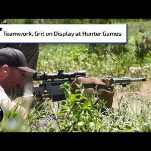 The First Sig Sauer Hunter Games | Gun Talk