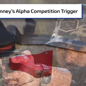 Timney Triggers Alpha Competition for GLOCKs | Guns & Gear