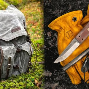 TOP 10 BEST BUSHCRAFT SURVIVAL GEAR & TOOLS YOU MUST HAVE