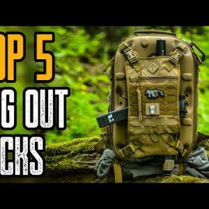 TOP 5 BEST BUG OUT BAG SURVIVAL BACKPACKS 2021