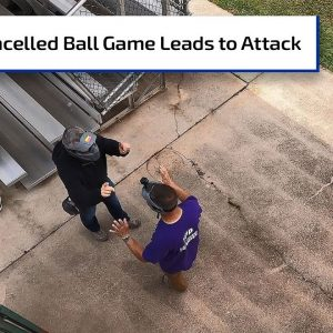 Cancelled Baseball Game Leads to Attack | First Person Defender