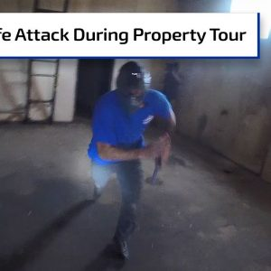 Contractor Attacked by Trespasser | First Person Defender