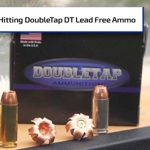 DoubleTap Ammo's DT Lead Free for Self-Defense | Guns & Gear