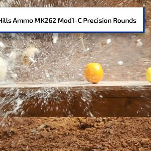 Increase Accuracy with Black Hills' MK262 Mod1-C Ammo | Guns & Gear