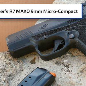 *NEW* Kimber's R7 MAKO 9mm High Cap SubCompact | Guns & Gear First Look