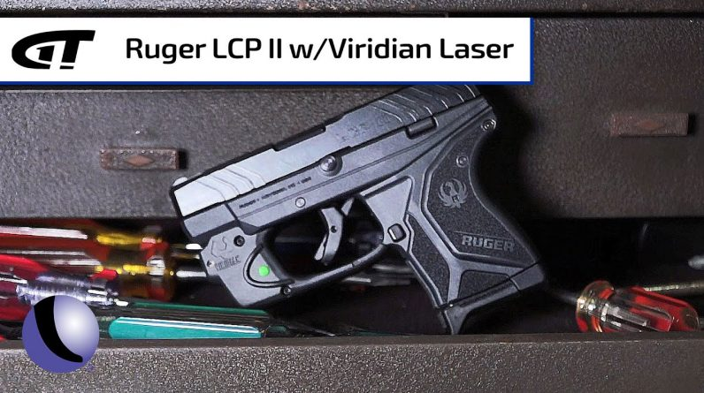 Ruger's LCP II with Viridian's Green Laser | Guns & Gear