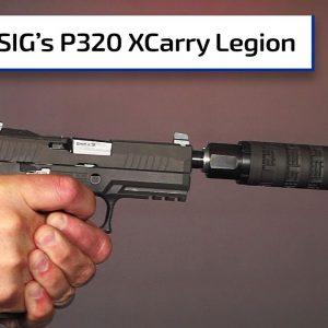 Sig Sauer's P320 XCARRY LEGION | Guns & Gear