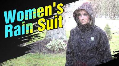 TideWe Women's Rain Suit | Amazon's #1 BEST Seller!!