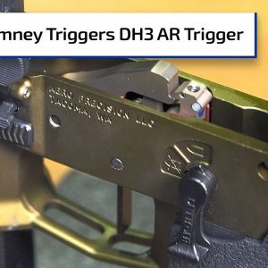 Timney Triggers DH3 AR Trigger for a Competitive Edge | Guns & Gear