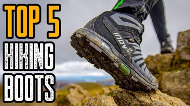 TOP 10 BEST HIKING BOOTS ON AMAZON 2021