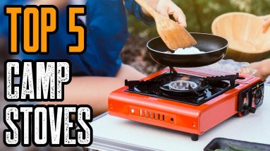 Top 5 Best Portable Camping Stoves on Amazon 2021
