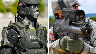 TOP 5 MOST ADVANCED MILITARY & TACTICAL GEAR