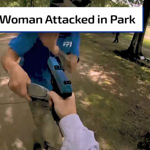 Woman Attacked in Park | First Person Defender