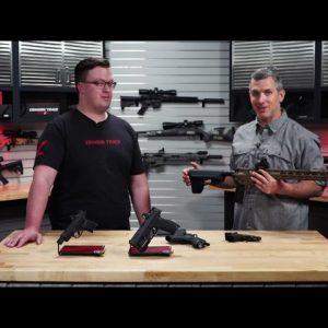 Crimson Trace RAD Red Dot Line | Guns & Gear