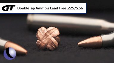 DoubleTap Ammo's Lead Free .223/5.56 for Hunting | Guns & Gear