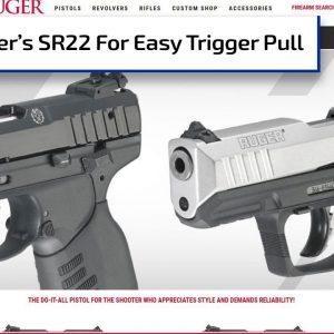 Easy Shooting Gun for 81-Year-Old Mother? | Gun Talk Radio