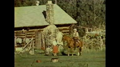 Homesteading in the Wilderness of Idaho | Time Warp Classics