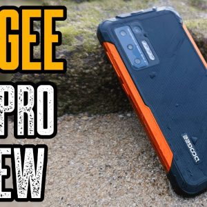 Most Durable Rugged Smartphone - Doogee S97 Pro Review