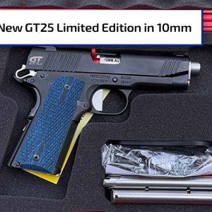 New GT25 Pistol in 10mm! | Gun Talk Radio