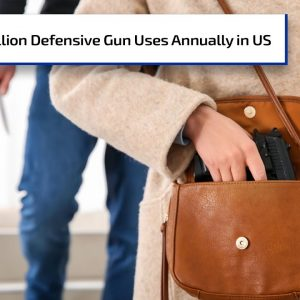 Personal Defense Gun Uses in America | Gun Talk Radio