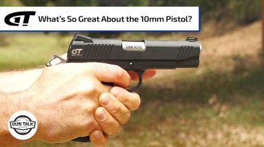 Popularity, Secrets of the 10mm Pistol | Gun Talk Radio