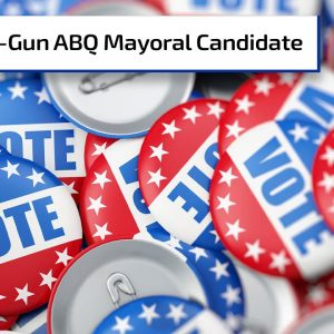 Pro-Gun ABQ Mayoral Candidate | Gun Talk Radio