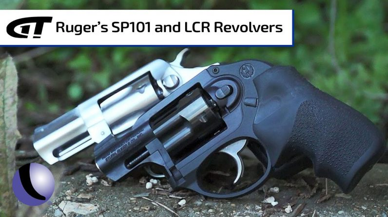 Ruger Revolvers: The SP101 and LCR | Guns & Gear