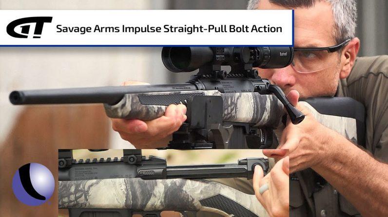 Savage Arms Straight-Pull Impulse Rifle | Guns & Gear