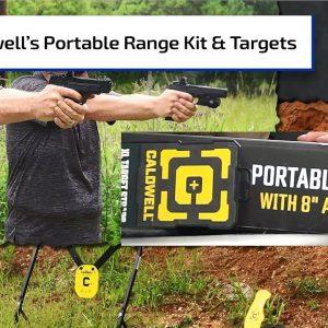 Shooting Steel with Caldwell's Portable Range Kit | Guns & Gear