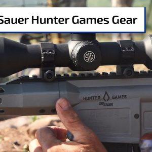 Sig Sauer Hunter Games | Guns & Gear