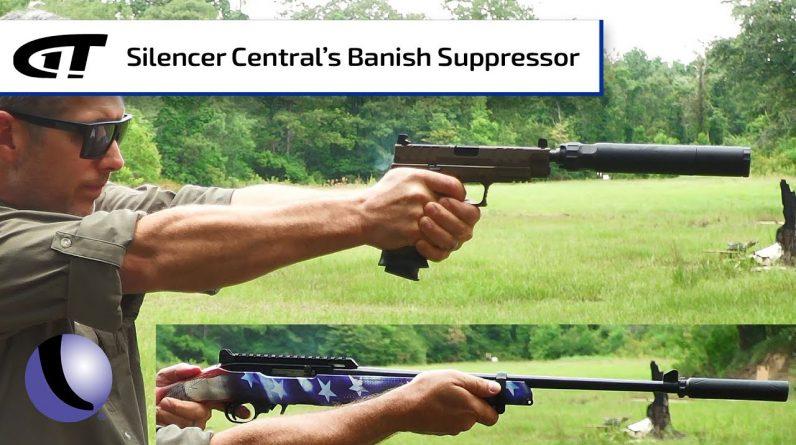 Silencer Central's Lightweight Banish Suppressor | Guns & Gear