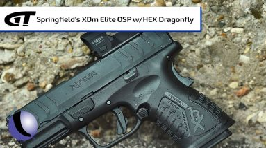 Springfield Armory's XDm Elite OSP with HEX Dragonfly | Guns & Gear