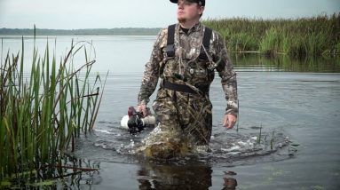 TideWe Camouflage PVC Waders | Lightweight and Durable!!!