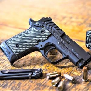 TOP 5 BACKUP GUNS | BEST MICRO PISTOLS