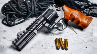 TOP 5 BEST REVOLVERS OF ALL TIME