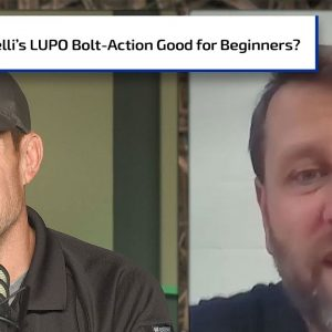 Deep Dive into the Benelli LUPO; What Makes a Good Beginner's Rifle? | Gun Talk Hunt