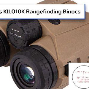 Elk Hunting with SIG's New KILO10K-ABS HD Binos | Gun Talk Radio