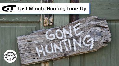Hunting Season Tune-Up | Gun Talk Radio