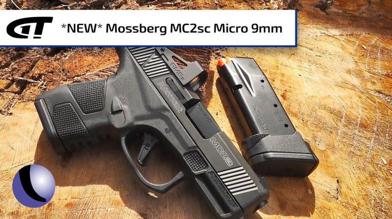 *NEW* Mossberg MC2sc Micro 9mm | Guns & Gear First Look